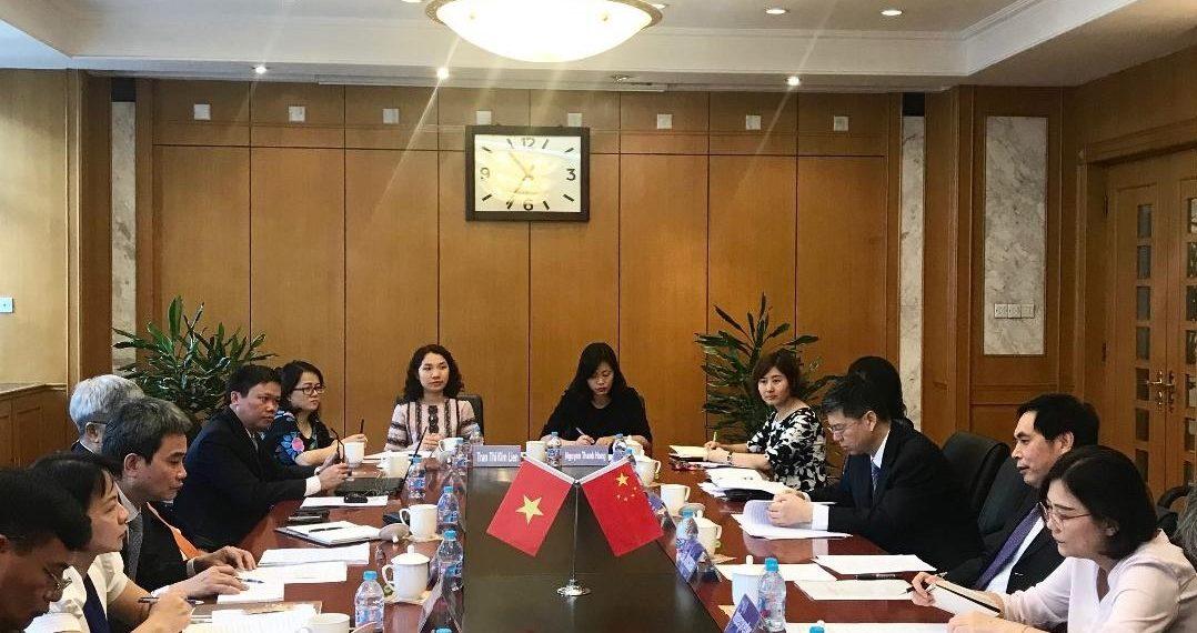 Cục Sở hữu trí tuệ Việt Nam và Tổng cục Sở hữu trí tuệ Trung Quốc tăng cường hợp tác song phương