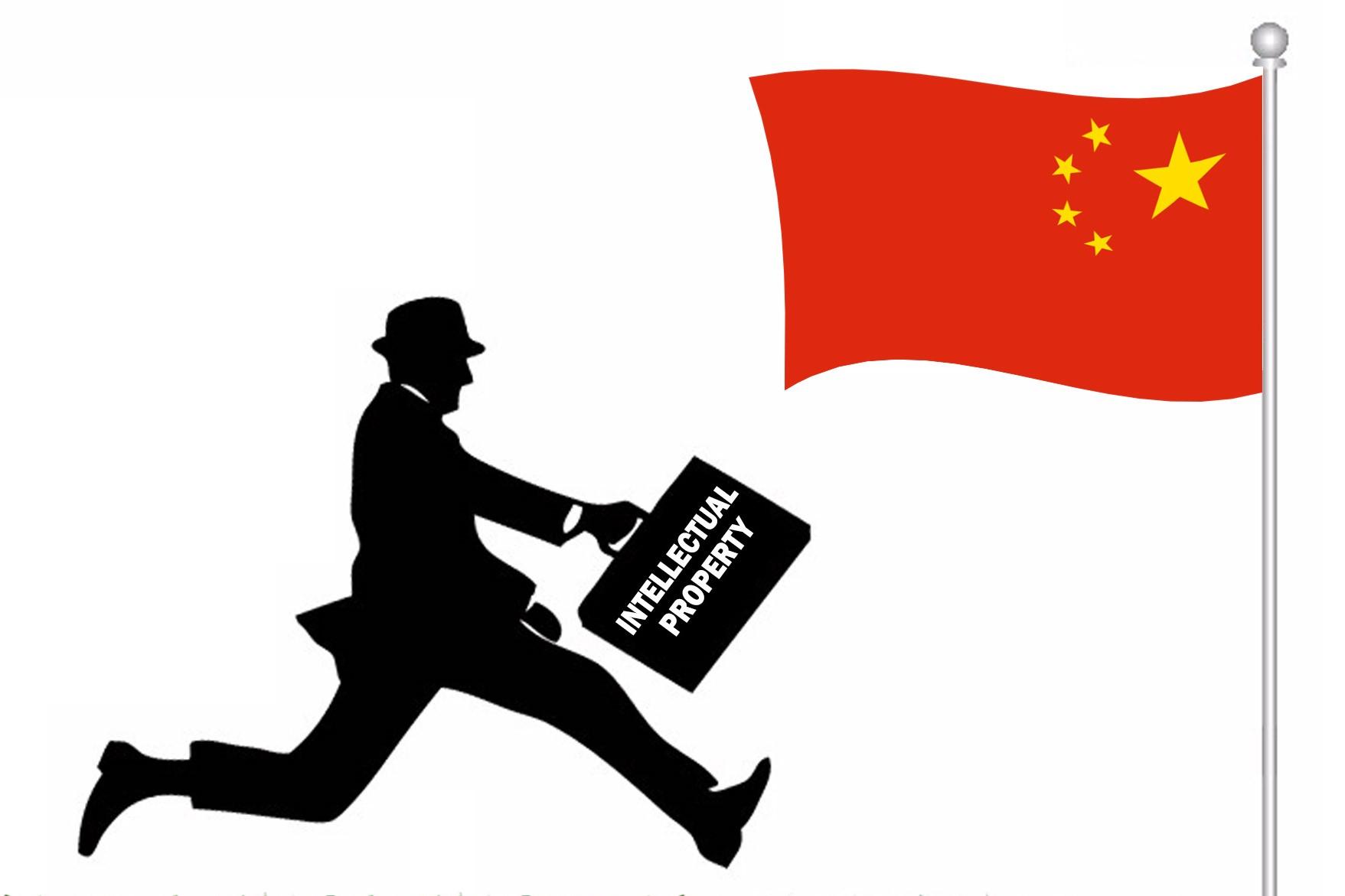 """Trung Quốc phản đối các cáo buộc """"ăn cắp"""" tài sản trí tuệ - IPC.NET.VN"""